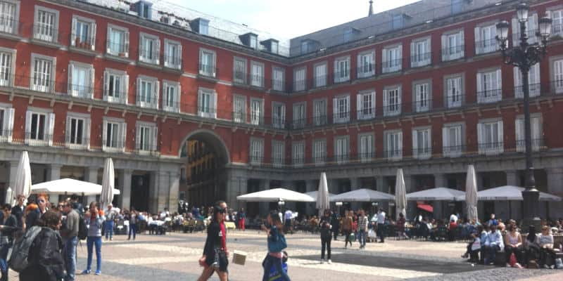 hotel dove dormire a madrid