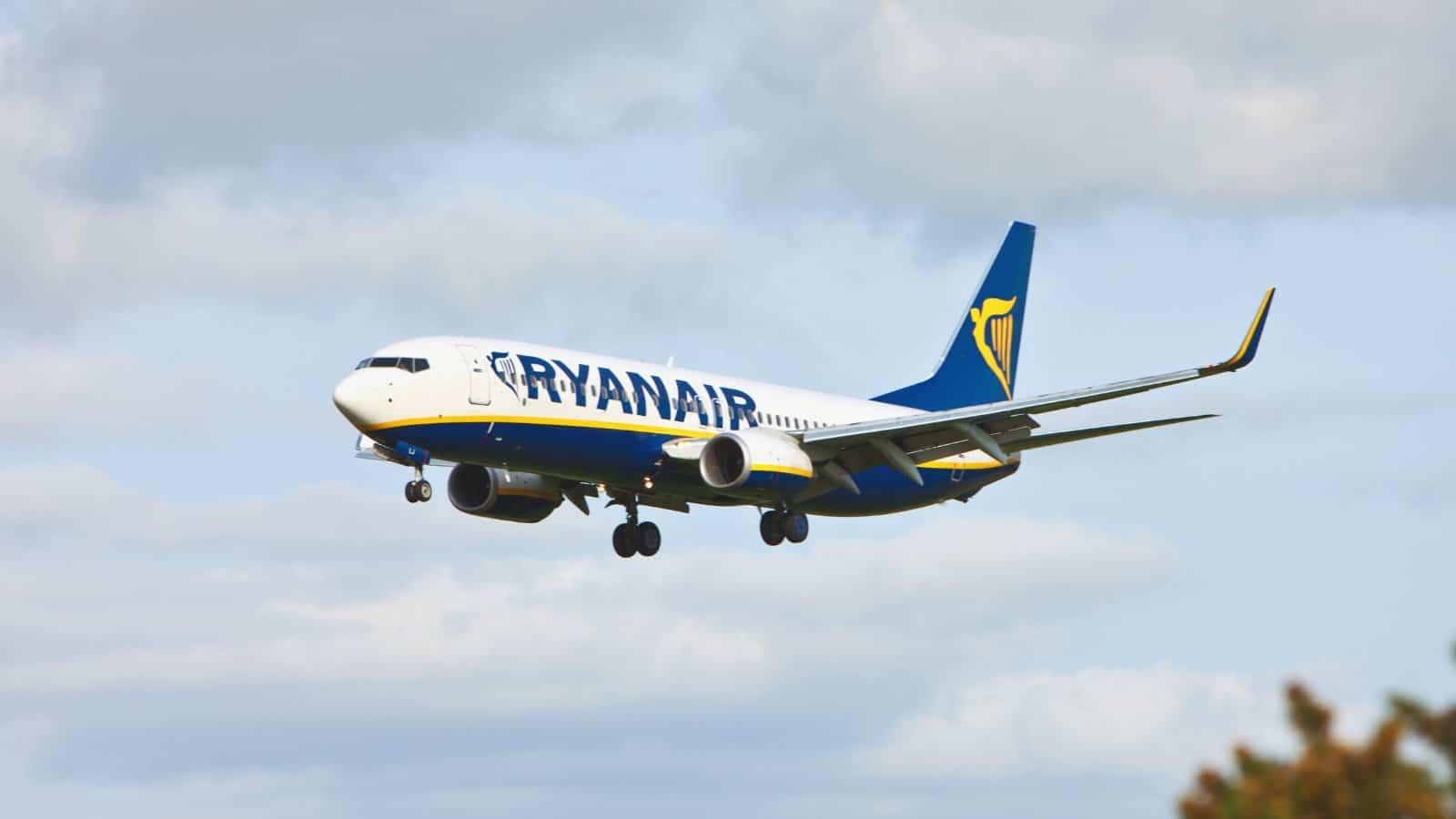 Bagaglio da stiva Ryanair