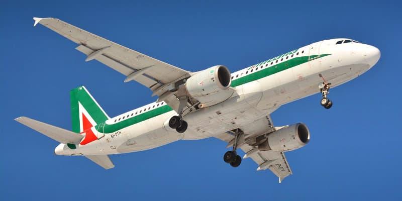misure bagaglio Alitalia