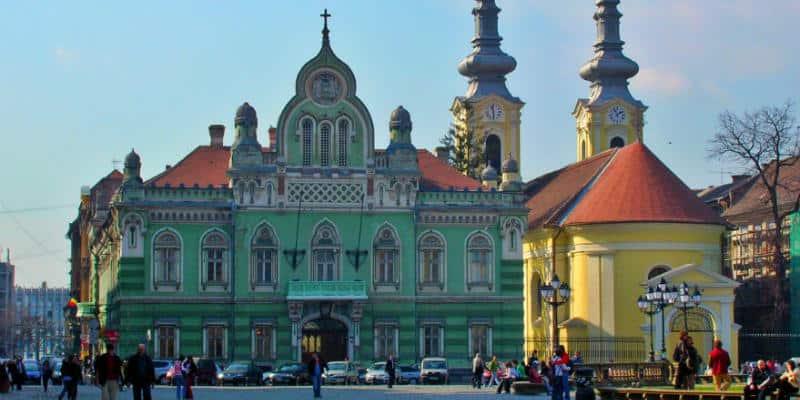 5 buoni motivi per visitare timisoara in romania for Bucarest cosa visitare