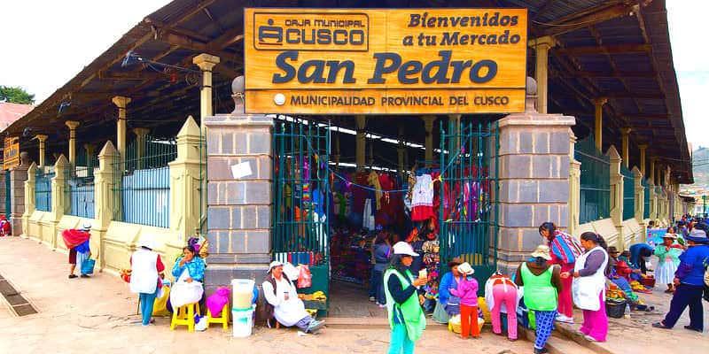 Cusco Mercato San Pedro