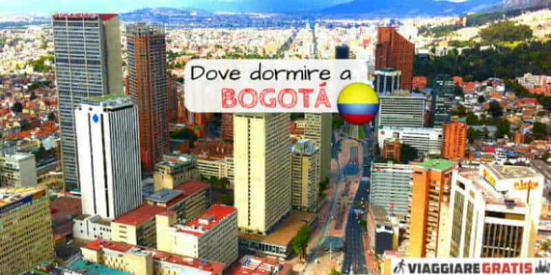hotel dove dormire a Bogota