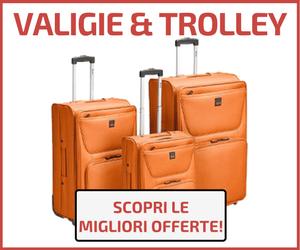 8805a74027 Per altri consigli ti suggerisco di leggere il regolamento ufficiale sui  bagagli delle principali compagnie aeree, e scegliere il trolley in base  alla ...