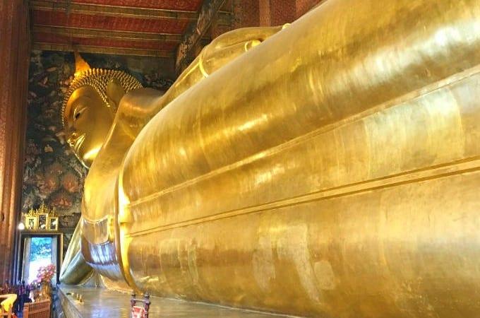 Wat Pho Buddha sdraiato