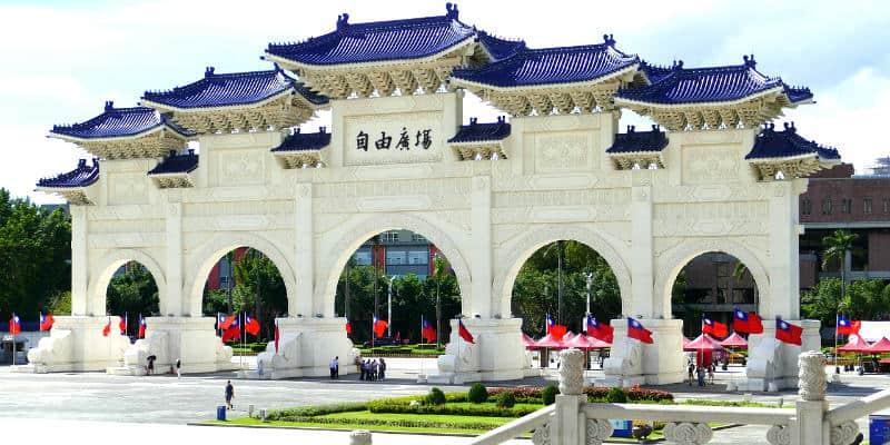 Taipei cosa vedere