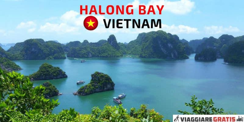 Halong Bay, consigli per visitare la Baia di Halong in Vietnam