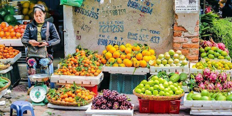 Hanoi Quartiere Vecchio