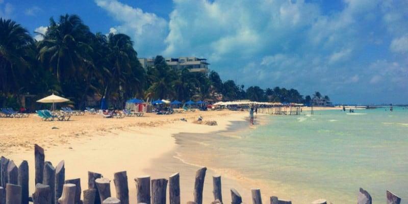 isla mujeres spiagge