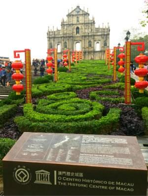 centro storico di macao cosa vedere
