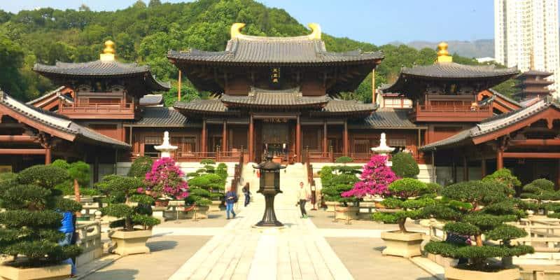 Convento Chi Lin Hong Kong