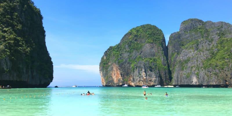mare in thailandia spiagge