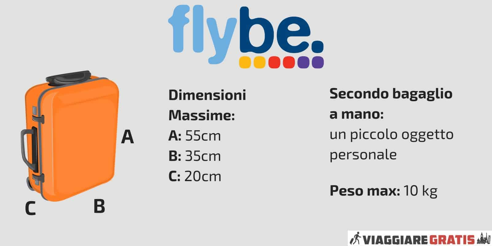 Check in online Bagaglio a Mano Flybe