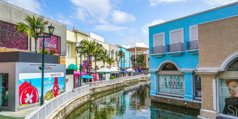 La isla Cancun cosa fare