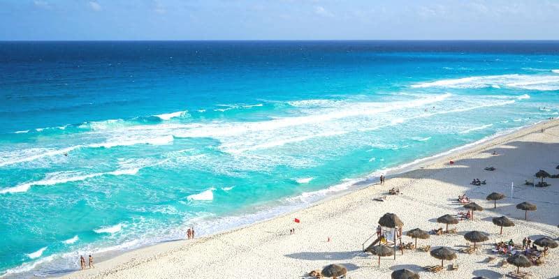 cancun spiagge