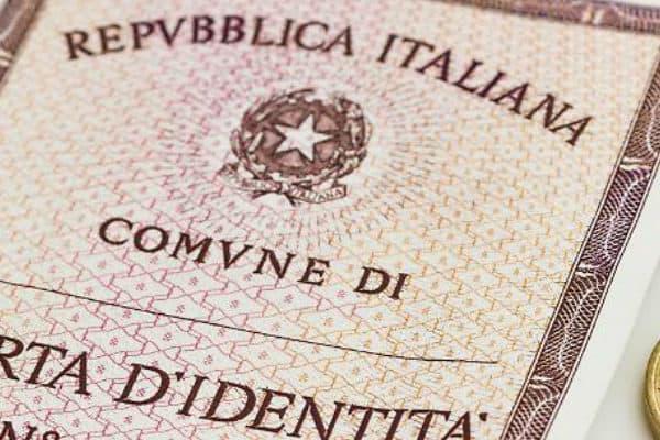 Carta identita valida per espatrio