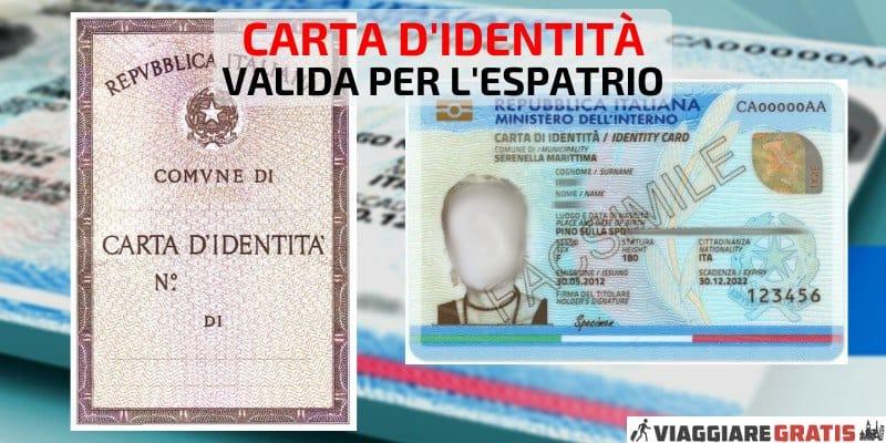 Guida carta identita