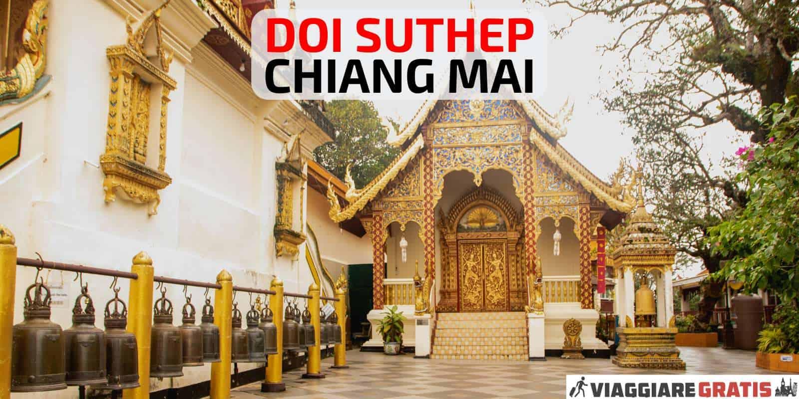 Doi Suthep Chiang Mai Thailandia