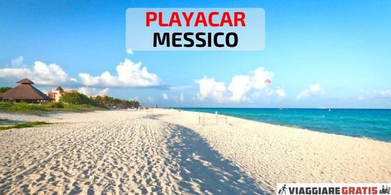 Playacar Playa del Carmen Messico