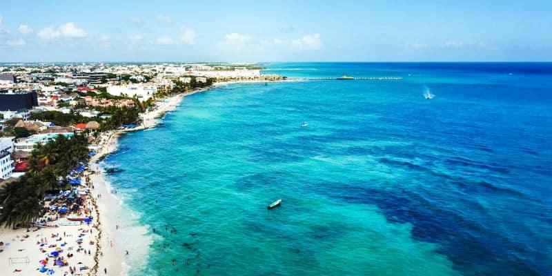Playa del Carmen cosa vedere
