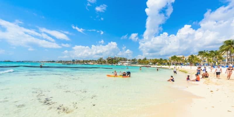 Spiagge Playa del Carmen