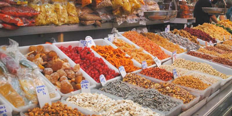 mercato valencia cosa vedere