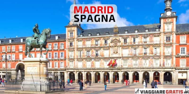 Cosa vedere a Madrid Spagna
