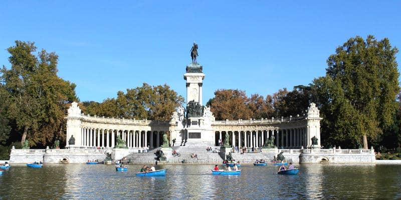 Madrid luoghi di interesse