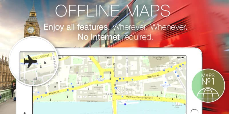 app Maps.me wifi