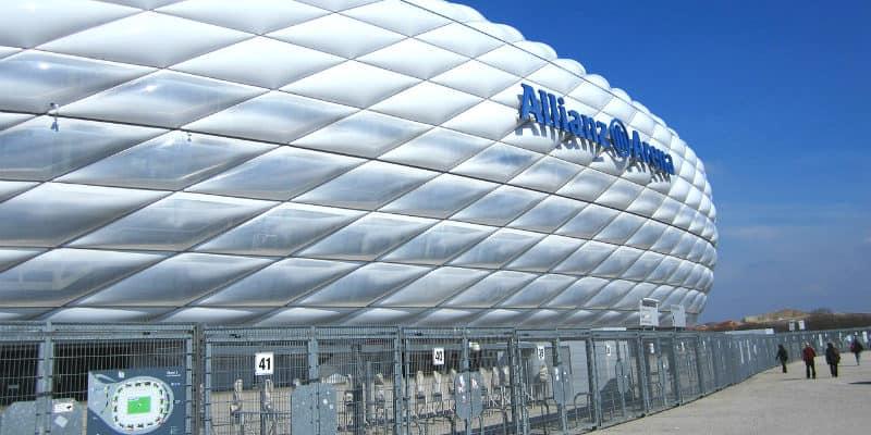 Allianz Arena Monaco di Baviera cosa vedere