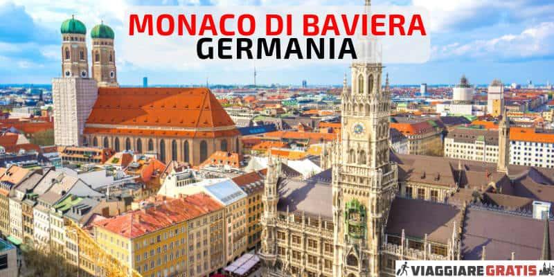 Cosa vedere a Monaco di Baviera Germania