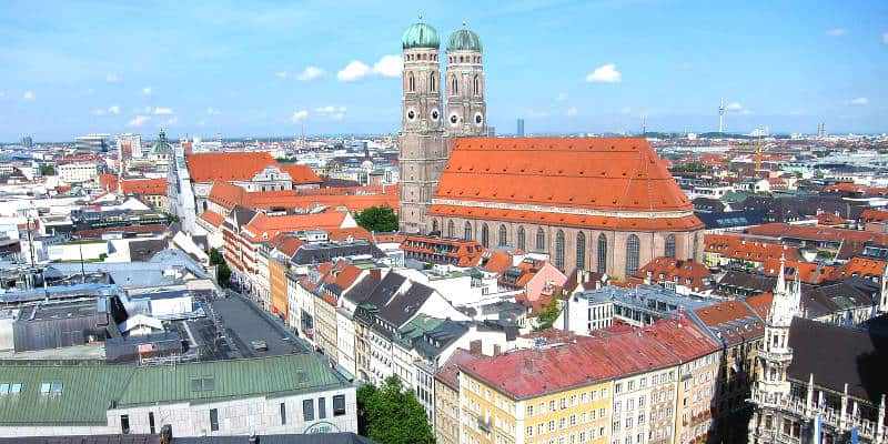 luoghi di interesse Monaco di Baviera Frauenkirche