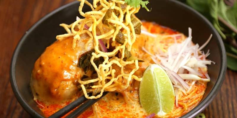 Khao Soi ricette thailandesi