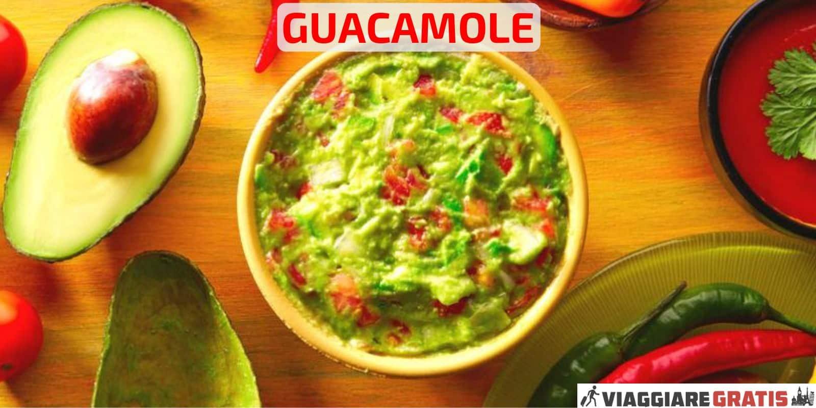 Ricetta Guacamole originale