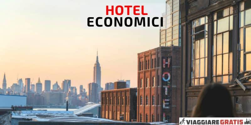cerca hotel economici