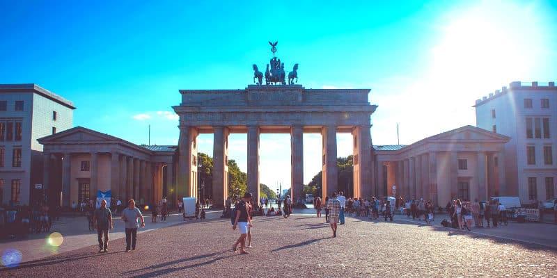 Porta Di Brandeburgo cosa fare a berlino