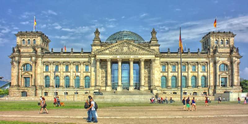 Reichstag palazzo berlino cosa vedere