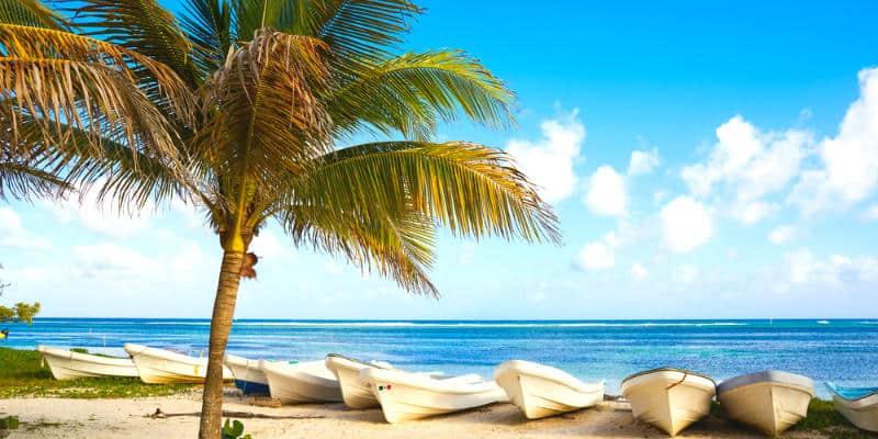migliori spiagge in messico Mahahual
