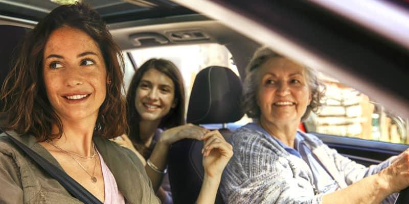 BlaBlaCar rosa viaggio