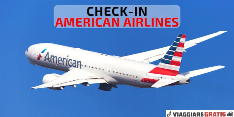 check-in American Airlines