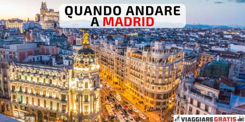 Meteo a Madrid