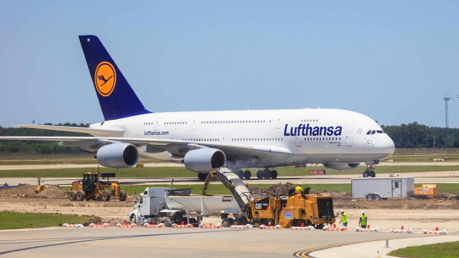 Check-in online Lufthansa