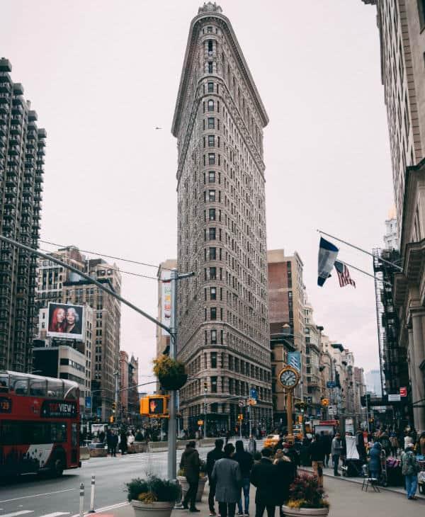 Flatiron cosa visitare a New York