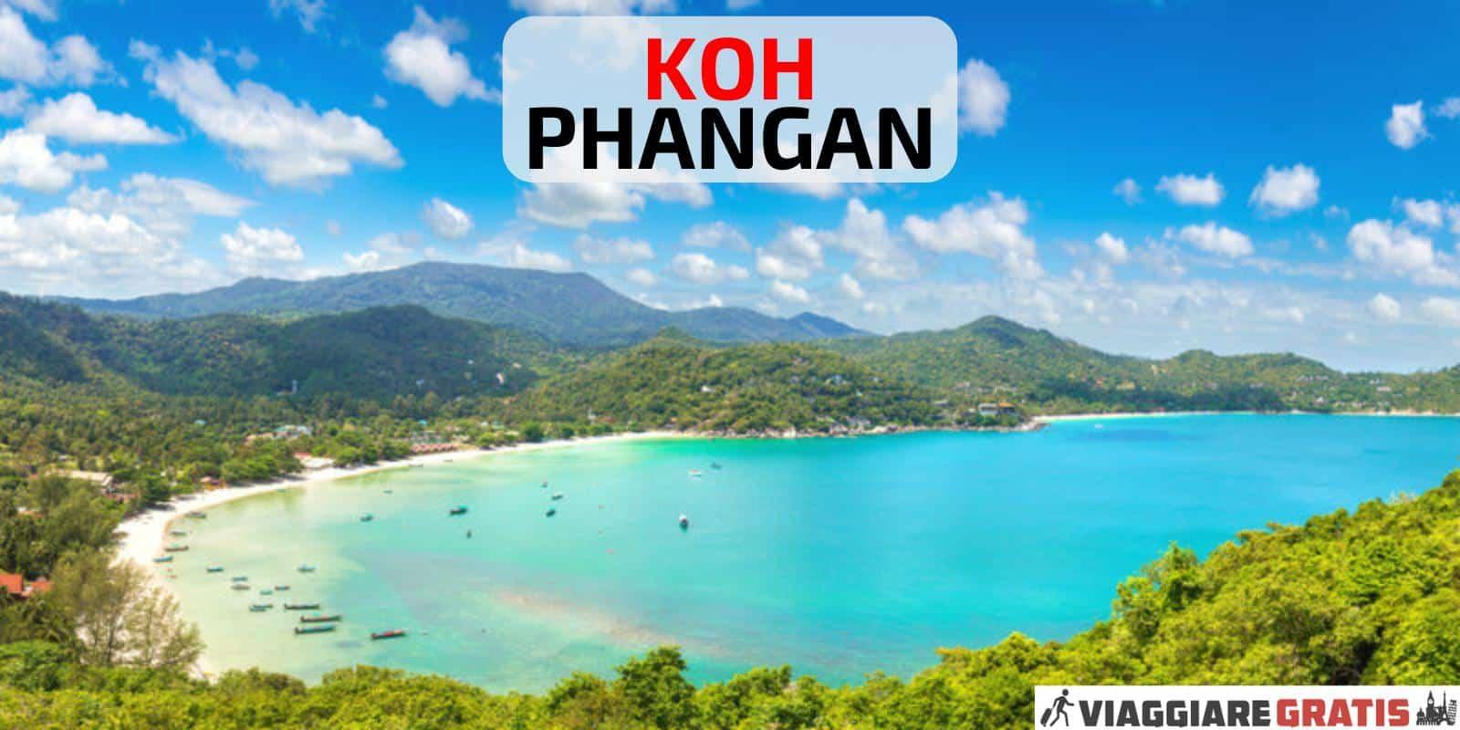 Isola di Koh Phangan cosa vedere