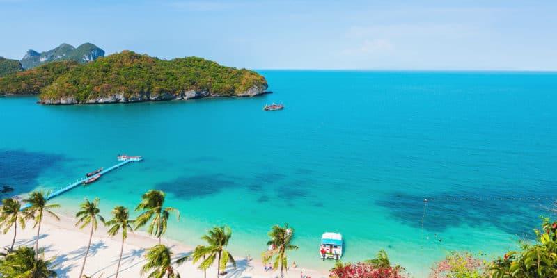 isola di Koh Phangan meteo