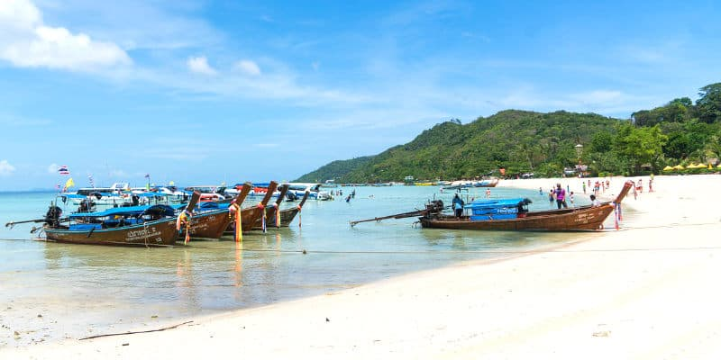 phi phi islands cosa fare