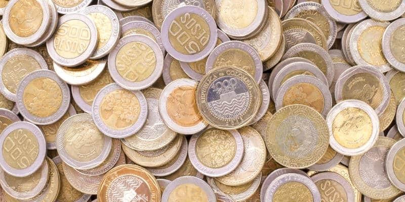 Moneta della Colombia