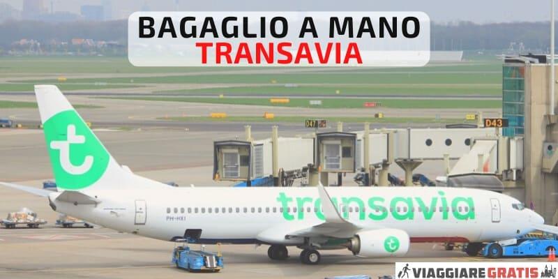 Bagaglio a mano Transavia