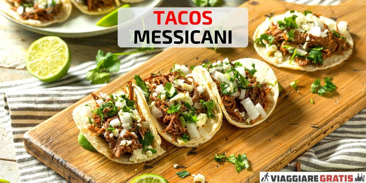 Ricetta Tacos Messicani