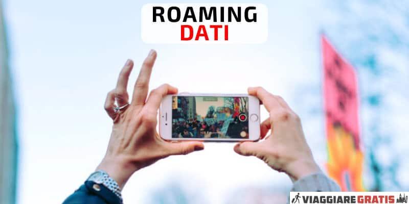 Roaming Dati europeo