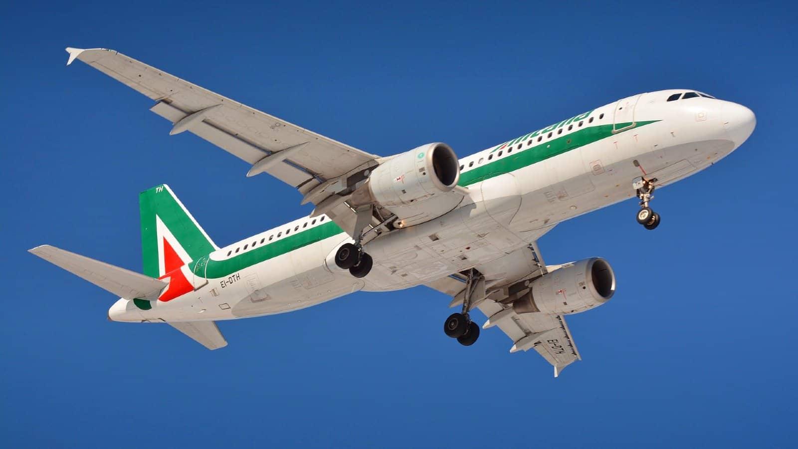 Web check-in online Alitalia